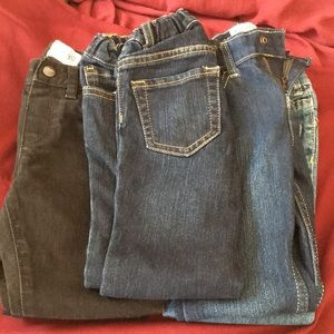 Girls children place jean all a size 5